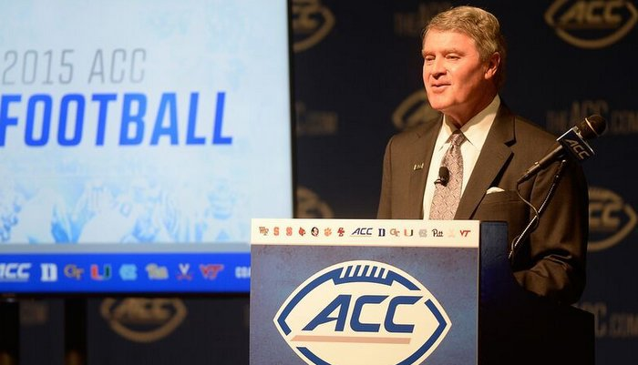 Swofford says he thinks an early signing period will get done