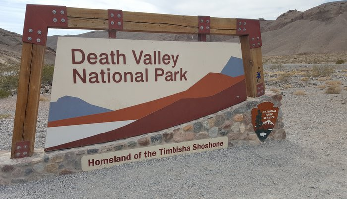 Death Valley was the perfect day trip