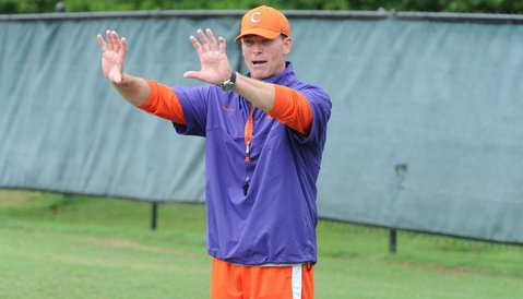 Venables said recruiting is even more important with the losses at linebacker