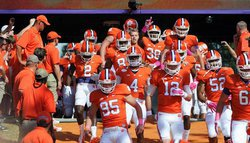Clemson Postgame Notes and Quotes for ND