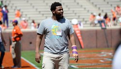 Albert Huggins and Christian Wilkins: Brooks talks about talented tandem