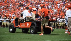 Injury helped push Mike Williams' game to the next level