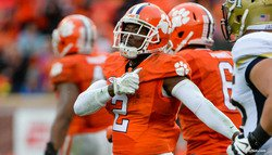 Clemson second in nation in NFL draft choices