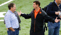 Clemson the center of NFL universe as head coaches and scouts pack Pro Day