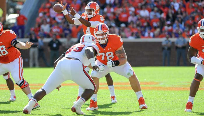 Mac Lain said he believes Clemson will once again have one of the most explosive offenses in the country in 2015.