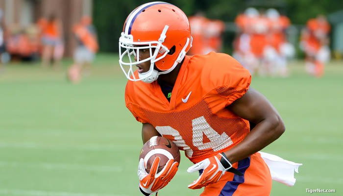 Youngsters like Ray-Ray McCloud ensure a bright future