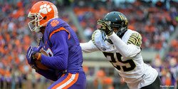 Clemson vs. Wake Postgame Notes and Quotes