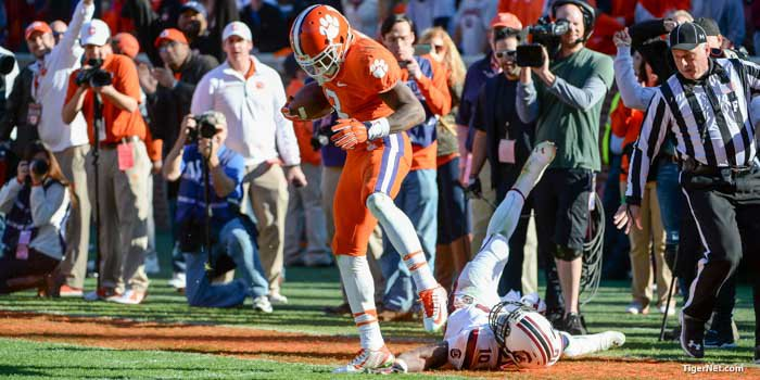 Clemson and South Carolina: What a difference two years makes