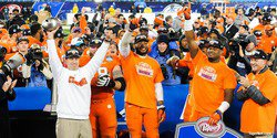 13 to 1: Ranking the games of Clemson's undefeated season