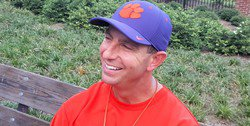 Wednesday update: Calm Swinney talks chrome helmets, kickoff coverage