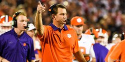 Monday Update: Swinney talks injuries, Chad Kelly, Notre Dame