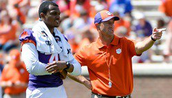 Game Week: Swinney excited for start of season