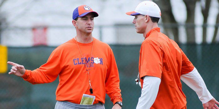 Defense challenged: Swinney rips off the Band-Aid repeatedly