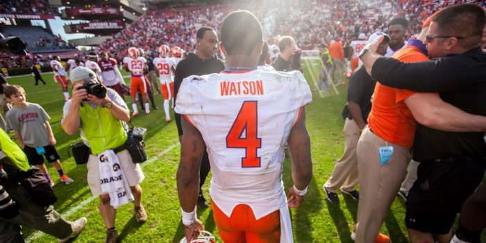 Swinney said the Tigers will leave it all on the field against UNC. <span style=