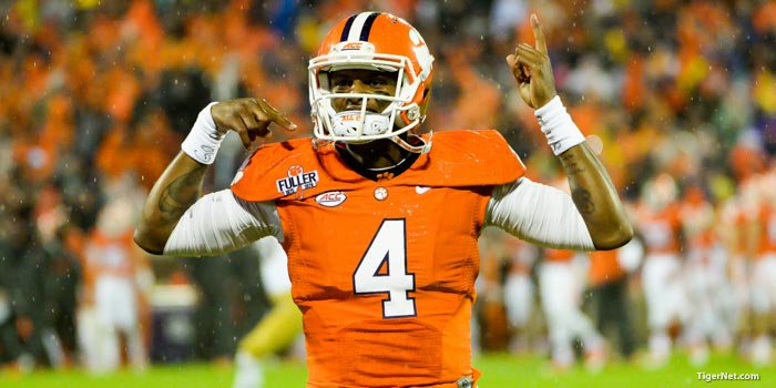 Could this Clemson offense be one of the best in history?