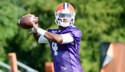 Watson, Gallman impressive in final scrimmage