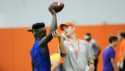 """Joyner on Clemson offer: """"It takes a special kind of person"""""""