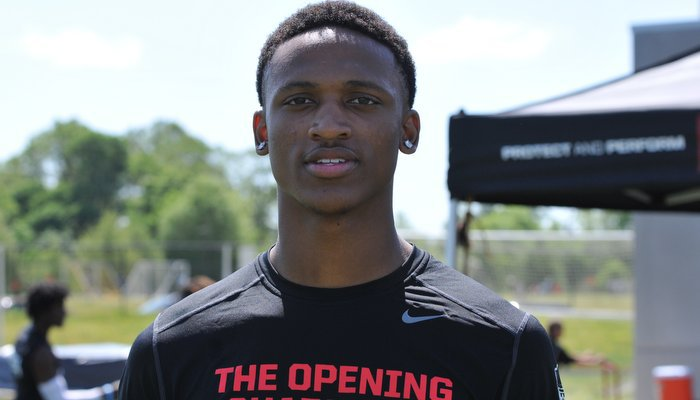 4-star WR commits to Clemson