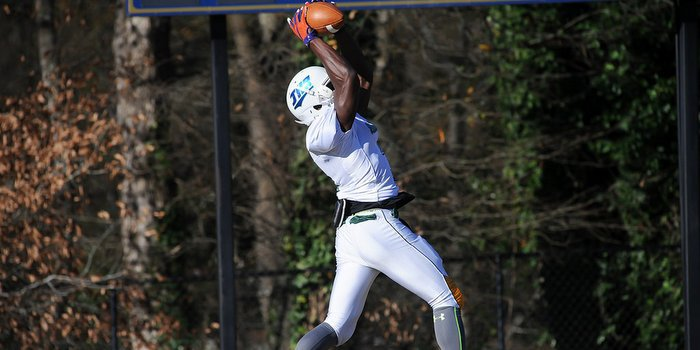 Powell showed off his ability during Shrine Bowl week