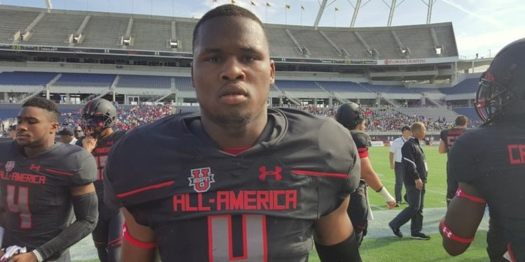 Smith committed to Clemson over LSU and Auburn
