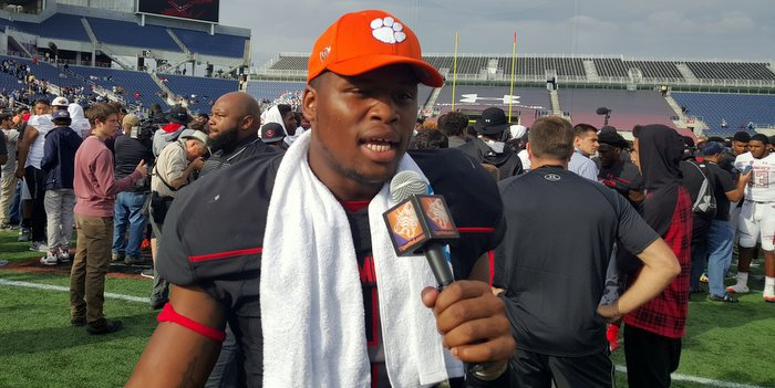 Smith tells TigerNet why he chose Clemson