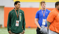 Another Florida OL gets Clemson offer