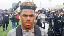 Number One: Clemson sits atop the list for Jamyest Williams