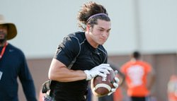 Clemson legacy recruit Baylon Spector guns for state title, early enrollment