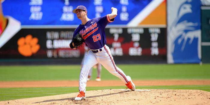 Barnes pitched well enough to win in his first ACC tourney outing