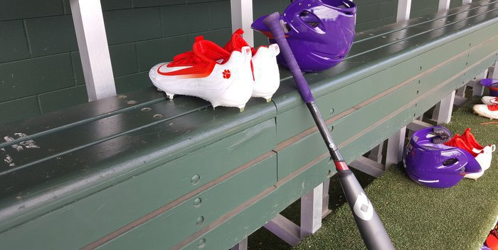 Clemson fans will see only DeMarini bats in the Clemson dugout