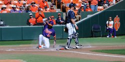 Pitt roughs up Tiger pitching as home streak ends