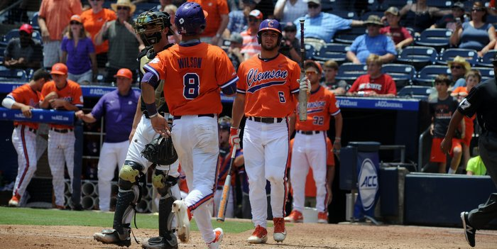 The Tigers take on FSU today at Durham Bulls Athletic Park