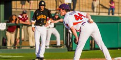Clemson pitcher makes top relievers watch list
