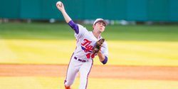 Clemson RHP selected in MLB fifth round