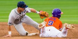 Tigers batter Pitt in series opener for 13th-straight home win