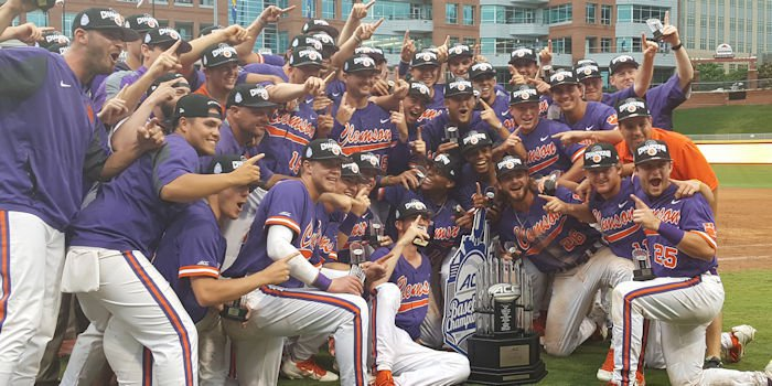 ACC Champions! Tigers smash FSU to take first title since 2006