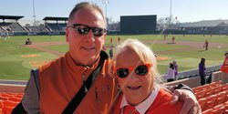 Photo: Leggett at Clemson's Opening Day against Maine