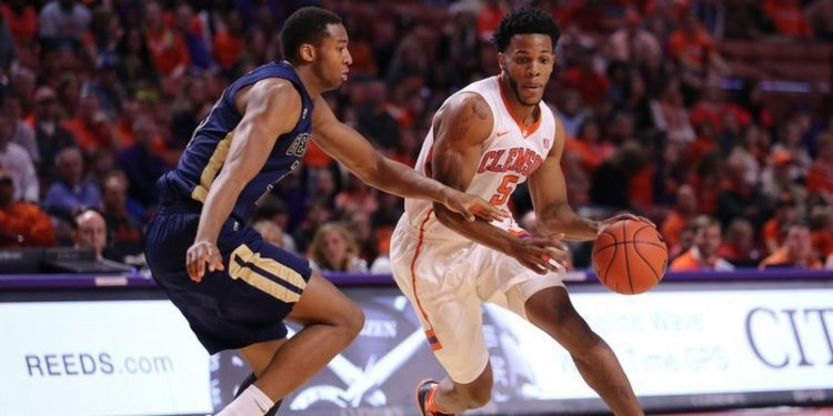 Tigers begin ACC play at Wake Forest