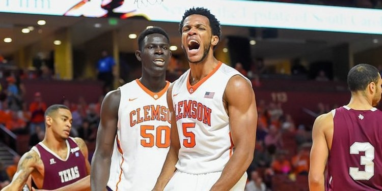 Tigers host B.C. for Senior Day