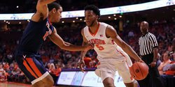 Tigers' upset bid falls short against No. 4 Virginia