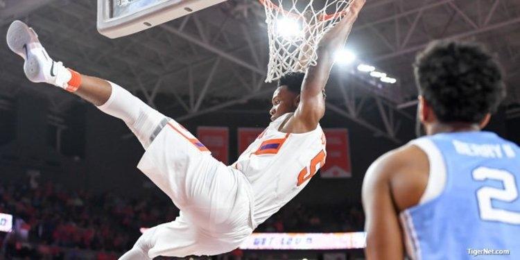 Clemson Basketball Preview vs. Syracuse