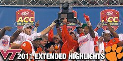 WATCH: 2011 ACC Championship Extended Highlights