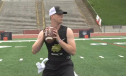 WATCH: Elite 11 highlights of Chase Brice