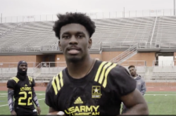 WATCH: Feaster featured in Adidas commercial