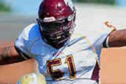 Clemson in Top 2 for 4-star 2017 DT
