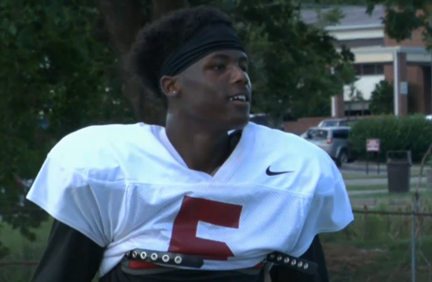 WATCH: Tee Higgins on why he chose Clemson