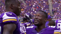 WATCH: Alexander, Kearse both have Int's for Vikings