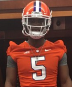 4-star RB commits to Clemson