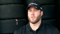WATCH: Former Clemson OL discusses his Nascar job