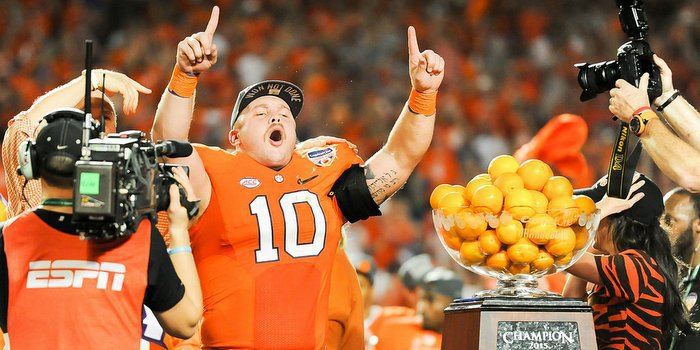 Boulware is already one of the team's leaders